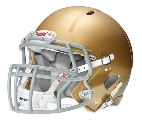 casco futbol americano riddell edge personalizable football
