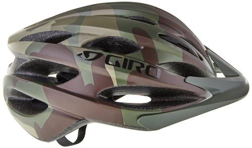 casco giro revel sport camuflaje universal con visera