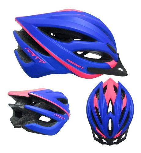 casco gw hornet bicicleta + guantes + luces gw + guaya gw