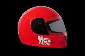 casco halcon h5 kids niños chicos rojo navidad reyes en fas!