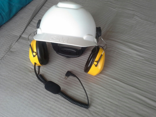 casco handfree para radio motorola ep450
