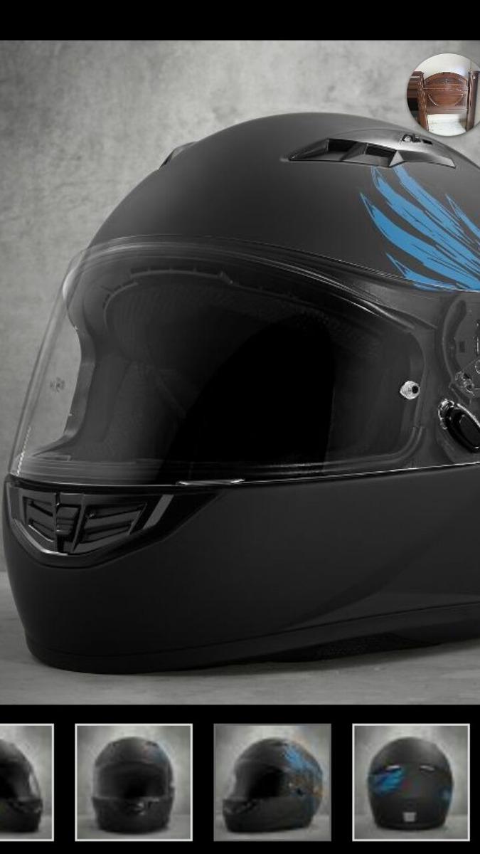 Casco Harley Davidson 115 Aniversario 5 300 00 En