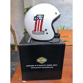 Casco Harley Davidson Original Nuevo En Caja Usd 400