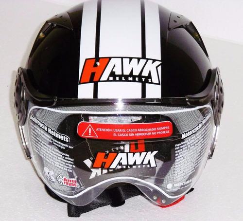 casco hawk abierto