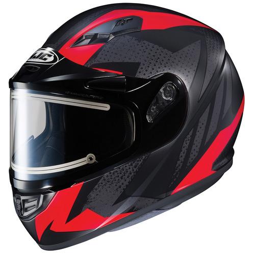 casco hjc cs-r3 treague c/mica eléctrica rostro completo xl