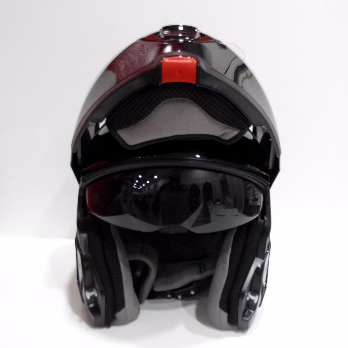 67e526b19ea40 casco hjc is-max ii elements mc-5f abatible lente interior. Cargando zoom.