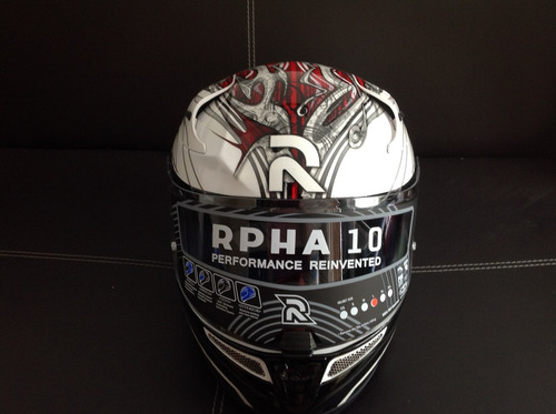 casco hjc rpha 10