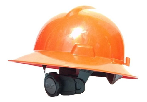 casco industrial msa ala ancha v-g matraca concha polietilen