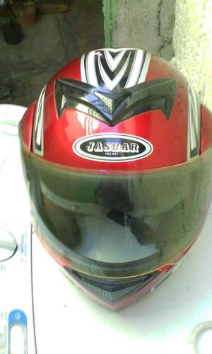 casco integral abatible marca jasbar usado talla m