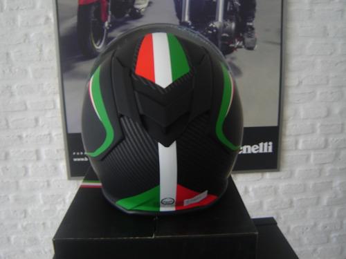 casco integral benelli bg 28 black