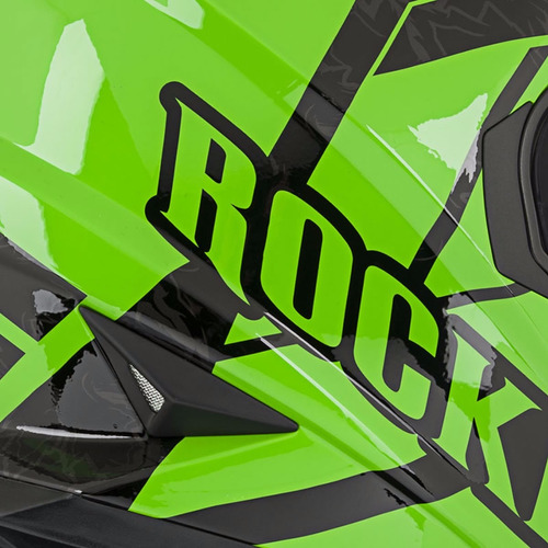 casco integral joe rocket rkt 13 series northern lights rojo
