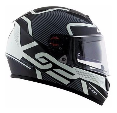 casco integral ls2 397 vector ft2 orion luz en devotobikes