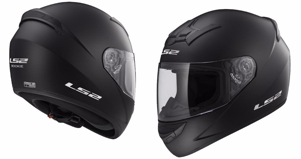 casco integral ls2 ff352 rookie negro mate ecer dot sharp. Cargando zoom. 011306b22d0