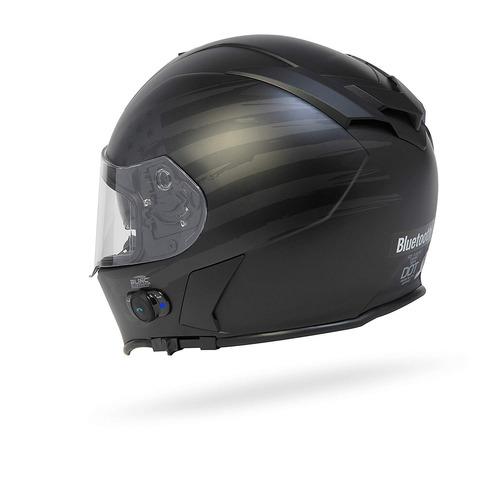 casco integral mako tb bluetooth integrado con gráfic...