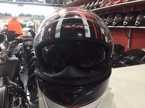 casco integral motos