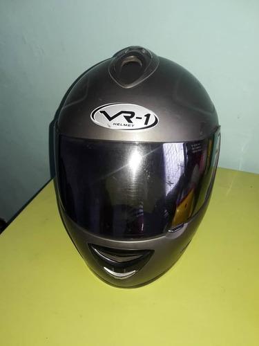 casco integral para moto
