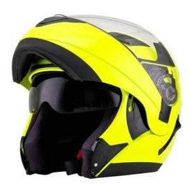 Casco Kyt Convair - Yellow Fluo
