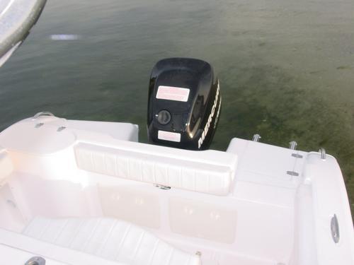 casco lancha sea crest fishing 215 zero a faturar 2019