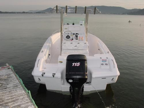 casco lancha sea crest fishing 215 zero a faturar 2020