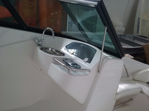 casco lancha ventura v195 comfort