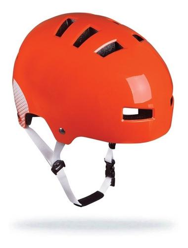 casco limar 360°- naranja