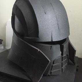 Star Wars Challenge Coin Lord Starkiller Helmet 1.75 x 1.58