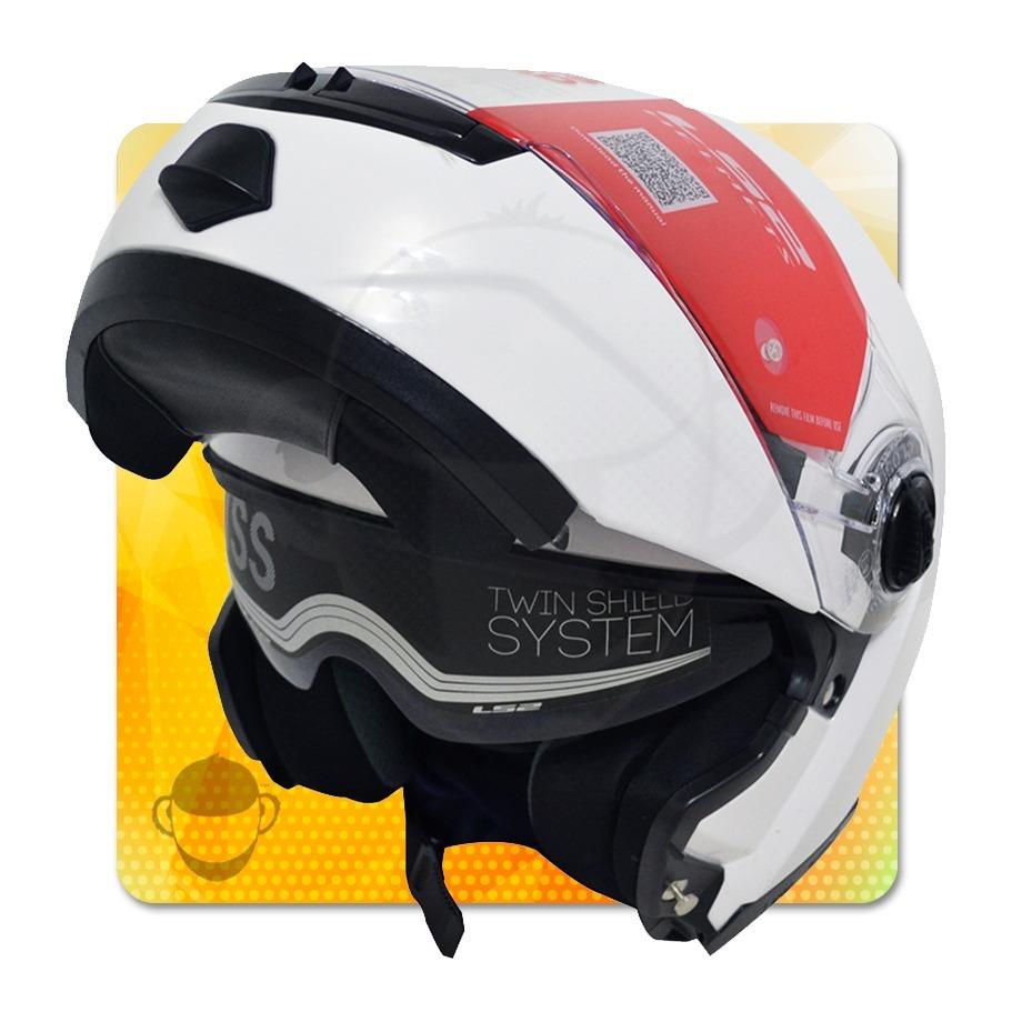 b39225d927396 casco ls2 easy ff370.10 t. abatible nuevo certif moto regalo. Cargando zoom.