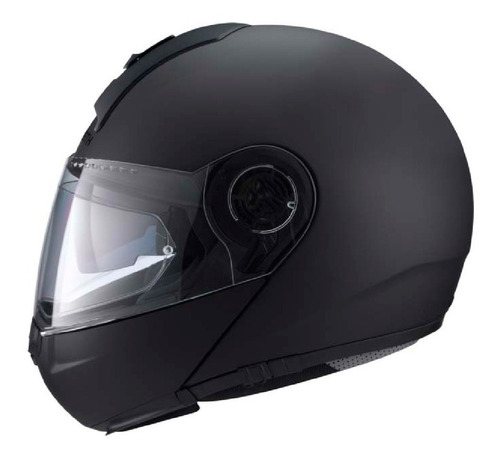 casco modular schuberth c3 basic aleman negromate ece-r22/05
