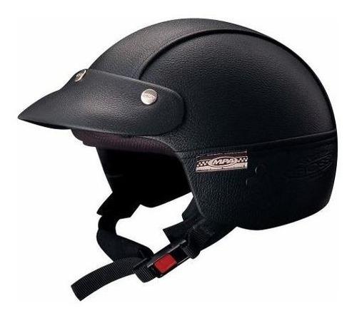 casco moto abierto vertigo custom. en gravedadx