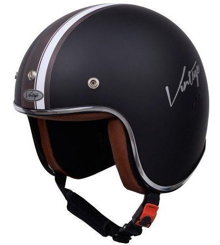 casco moto abierto vertigo vintage maya. en gravedadx