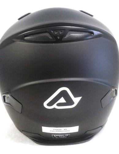 casco moto acerbis fs 807  motoscba nn