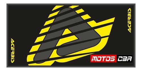 casco moto acerbis fs 807 pista ruta motoscba