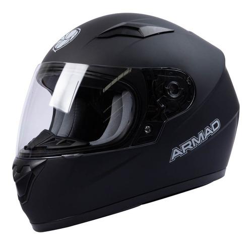 casco moto armad 815 integral junior niño norma ecer2205