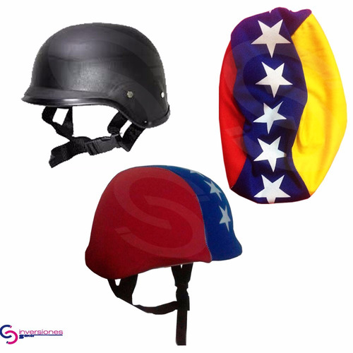 casco moto combat c/forro de venezuela
