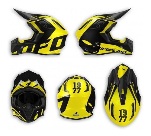 casco moto cross enduro ufo quiver 2019 solomototeam