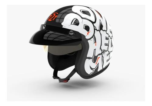 casco moto hawk abierto 721 hoy super oferta devotobikes