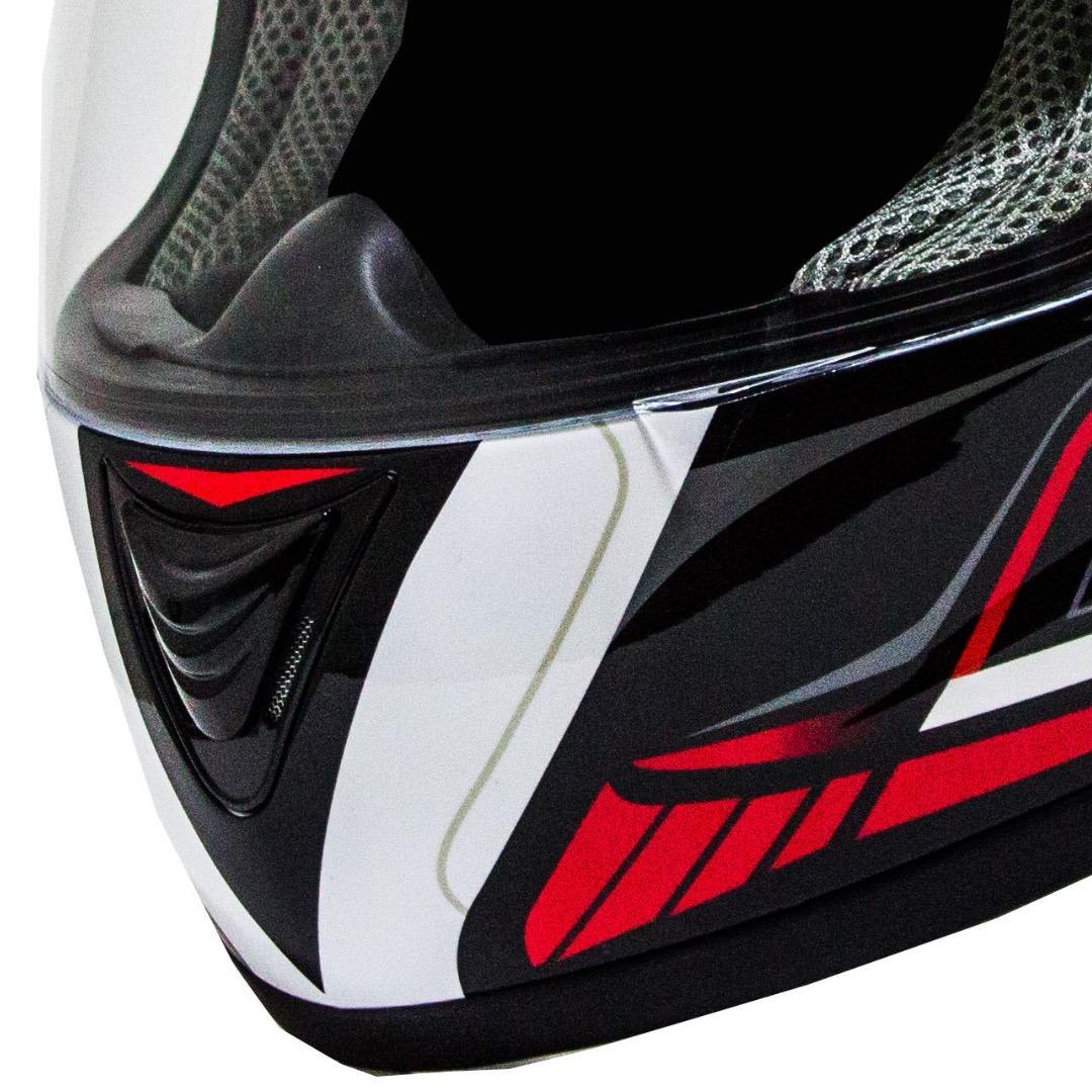 c52f78503ea6c casco moto integral saiko flecha blanco l españa · casco moto integral. casco  moto integral. 5 Fotos