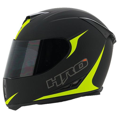 casco moto integral hro certificado excelentes diseños