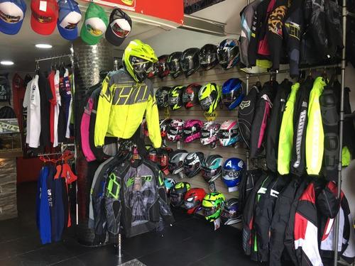 casco moto integral mt thunder 3 doble visor certifcado - as