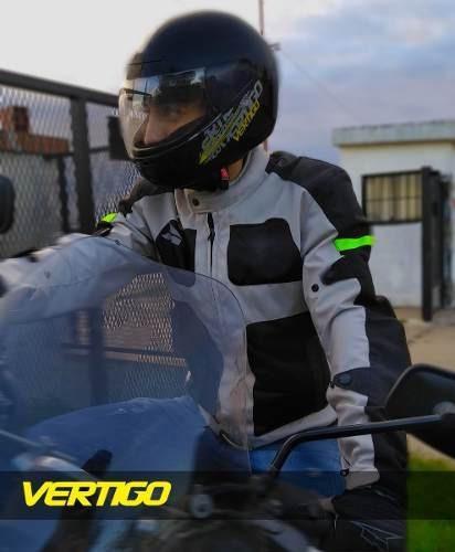 casco moto integral vertigo max. en gravedadx