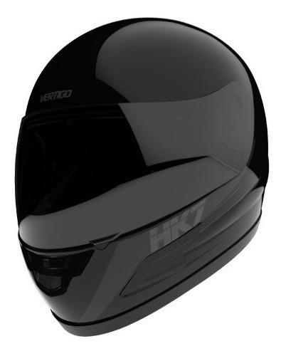 casco moto integral vertigo + visor de regalo. en gravedadx