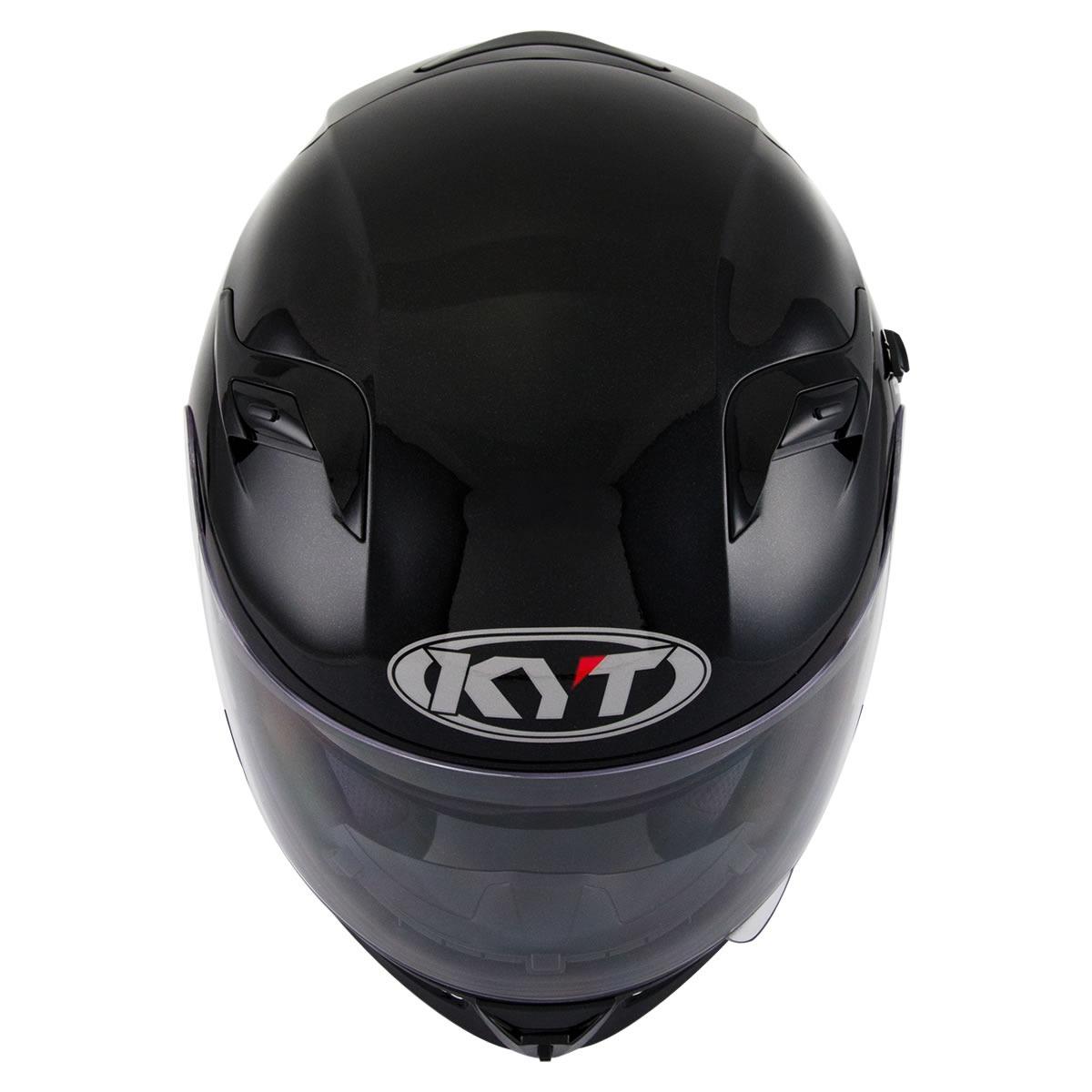 2963ed4d casco moto kyt sv negro brillo visor interno sol motoscba. Cargando zoom.