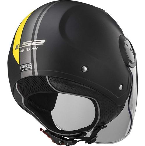casco moto ls2 abierto 562 airflow metropolis devotobikes