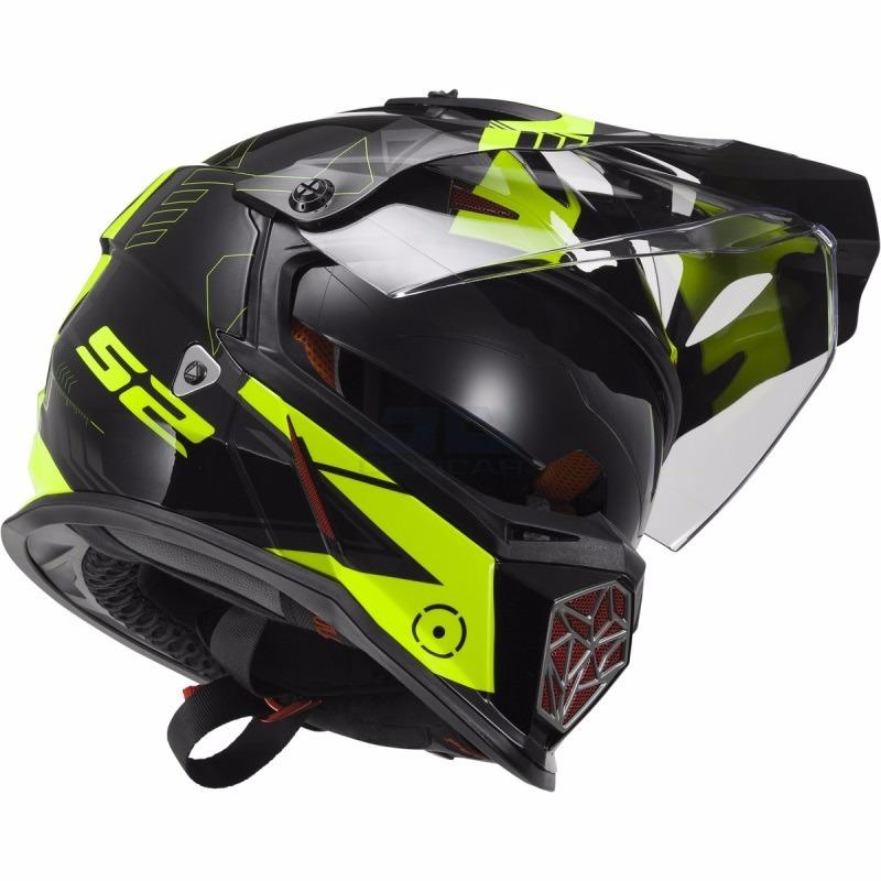 2209ea1d6a9 Casco Moto Ls2 Mx436 Multiproposito Sun Visor Touring -   134.990 en ...