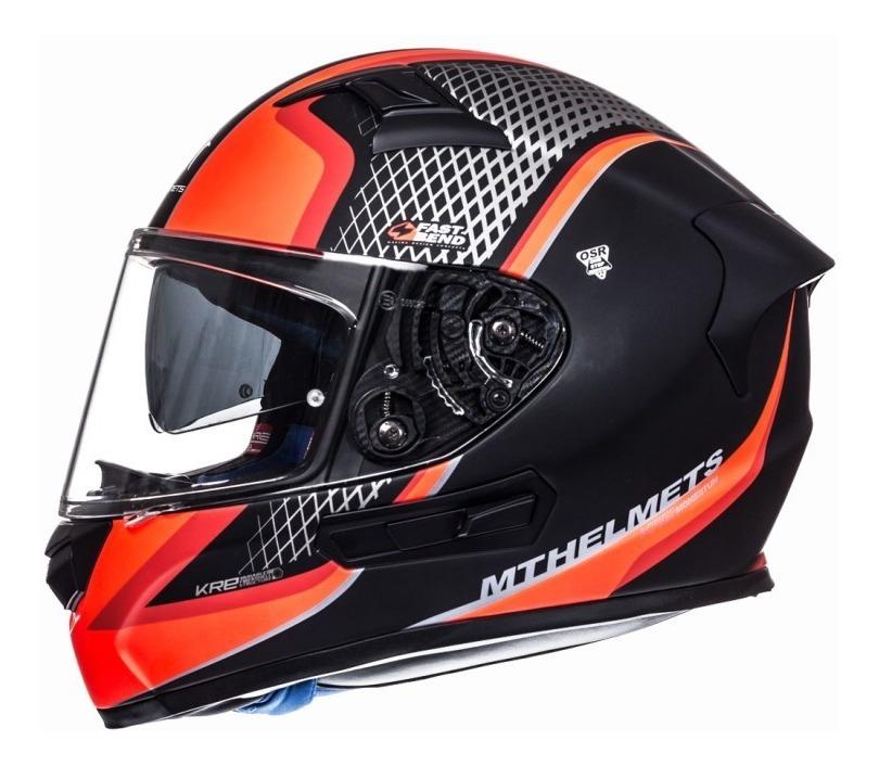 8caf5570 casco moto mt kre momentum negro mate naranja doble visor. Cargando zoom.