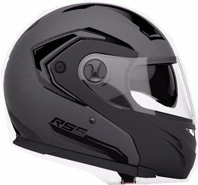 8f2d03d04ad60 Casco Moto Rebatible Hawk Rs5 Vector Gris Mate T  M. -   4.048
