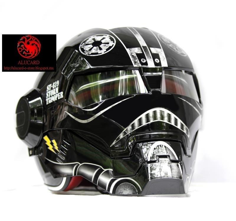 casco moto star wars 2 en mercado libre. Black Bedroom Furniture Sets. Home Design Ideas