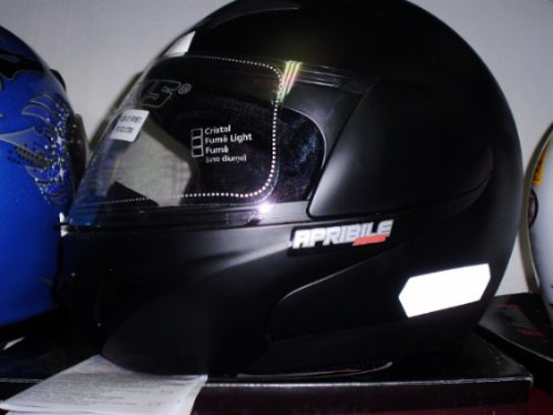 casco moto taurus ( brasil) apribile