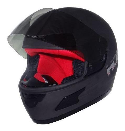 casco moto vertigo hoken con visor de regalo. en gravedadx