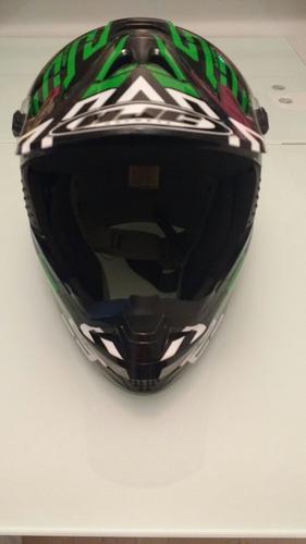 casco motocross hjc